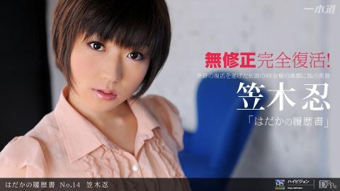 ハダカノ履歴書 No.14