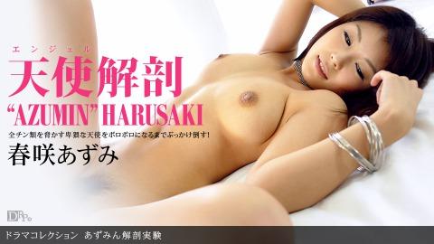 Azumi Harusaki: アズミン解剖実験
