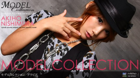 Model Collection select...80 グラビア
