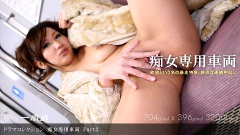 Asami Yoshikawa: 痴女専用車両 PART2